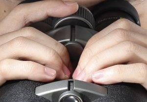 vanguard focus knob